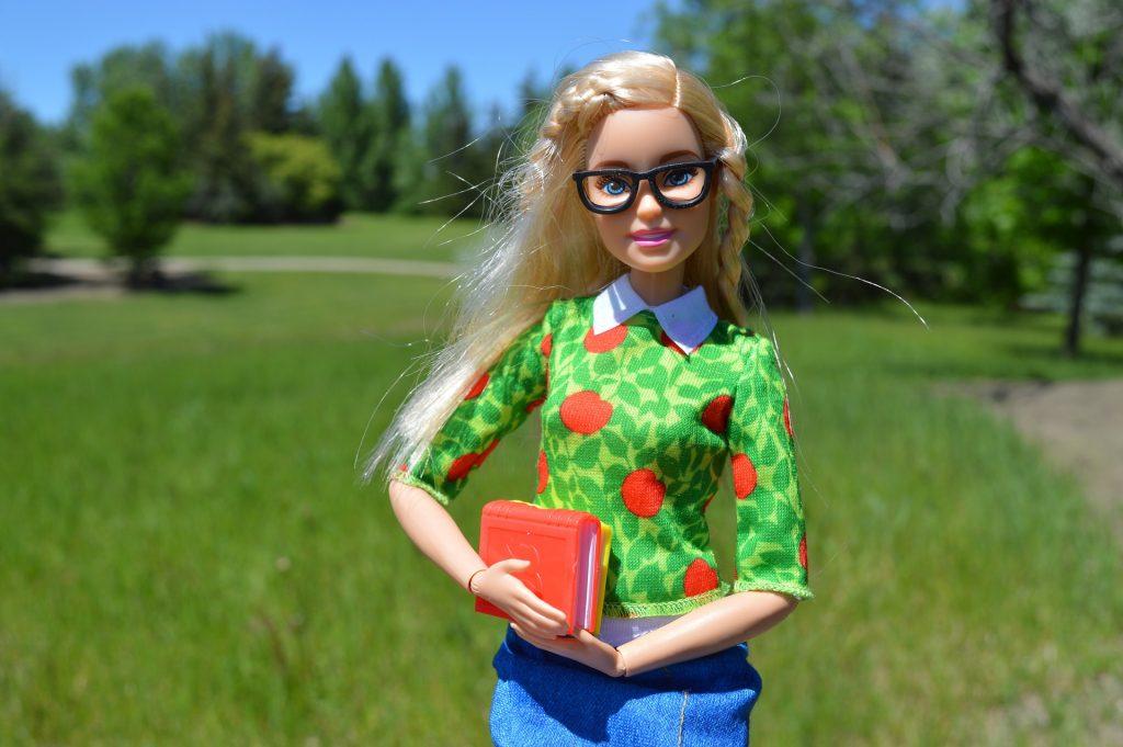 Być ubrana jak Barbie
